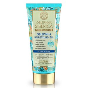 Natura Siberica Oblepikha Hair - Styling Gel ( Natural Fixation ) 200 ml