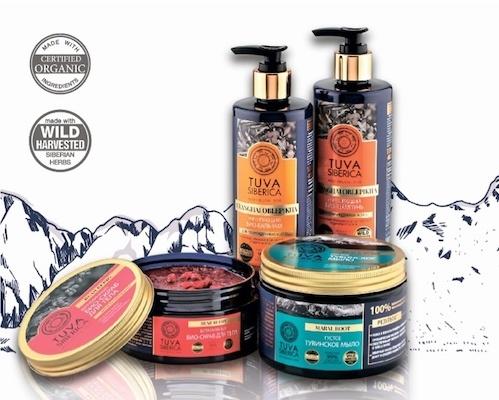 Natuurlijke cosmetica op basis van biologische planten en kruiden banner 1