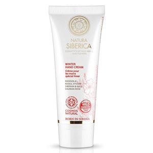 Natura Siberica Winter Hand Cream 75 ml