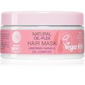 Natura Siberica Natural Oil-plex Diep Herstellend Masker voor Gekleurd Haar