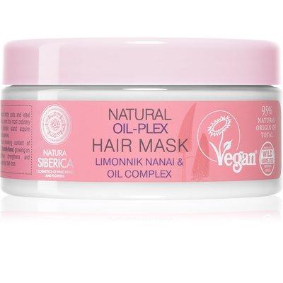 Natura Siberica Natural Oil-plex Deep Restorative Mask für gefärbtes Haar