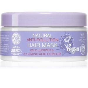 Natura Siberica Natuurlijk haarmasker anti verontreiniging 300 ml