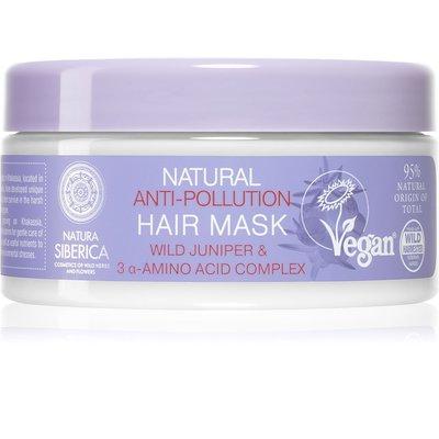 Natura Siberica Natürliche Haarmaske gegen Verschmutzung 300 ml