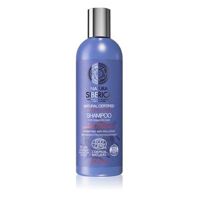 Natura Siberica Natura zertifiziertes Anti-Schmutz-Shampoo 270 ml
