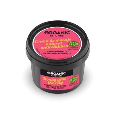 Organic Kitchen Natuurlijke modellerende massagecrème, 100 ml