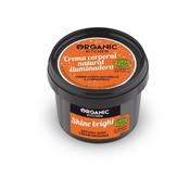 Organic Kitchen Natürliche Körpercreme-Glanz, 100 ml
