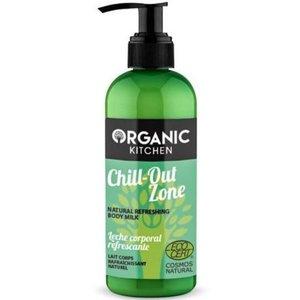 Organic Kitchen Erfrischende Körpermilch CHILL OUT 260ml