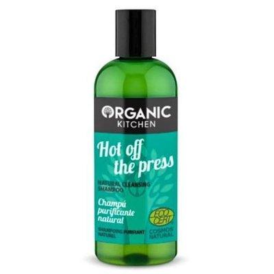 Organic Kitchen  Natuurlijke reinigende shampoo, 260 ml