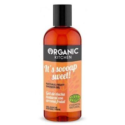 Organic Kitchen Fruitige douchegel, 260ml
