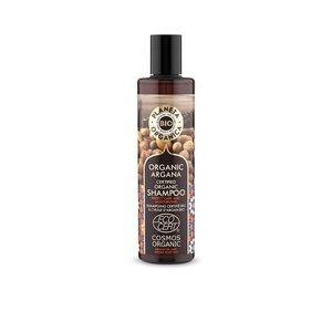 Planeta Organica Bio-Shampoo Argana, für Hydratation und Pflege, 280 ml