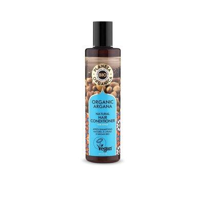 Planeta Organica Natürlicher Conditioner mit Argan, für Ernährung und Erholung, 280 ml