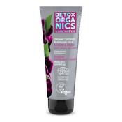 Detox Organics Exfoliërend masker 2-in-1 gecertificeerd organisch