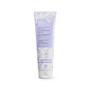 Natura Siberica Kalmerende Reinigingsgel voor de gevoelige huid, 140 ml