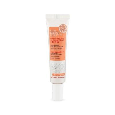 Natura Siberica BB korrigierende Creme für alle Hauttypen, 30 ml