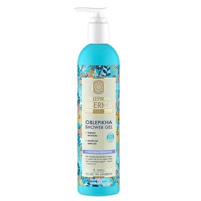 """Natura Siberica Oblepikha Shower Gel """"Energizing Freshness"""" 400 ml"""