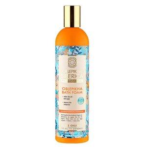 "Natura Siberica Oblepikha Bath Foam ""Intensive Nutrition & Hydration"" 550 ml"
