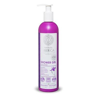 Natura Siberica Shower Gel Firming Skin Anti-Stress 400 ml