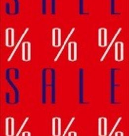 PROMO RAAMBILJET SALE %