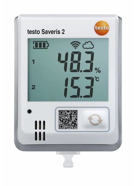 testo Datenlogger | testo Saveris 2-H1