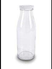 Milchflasche Glas | 0,5 l