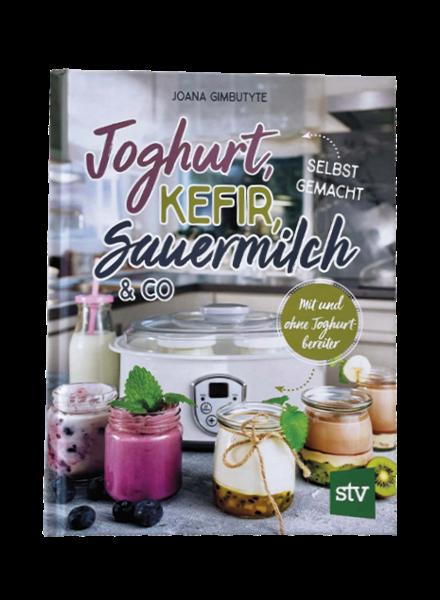 Buch   Joghurt, Kefir, Sauermilch & Co