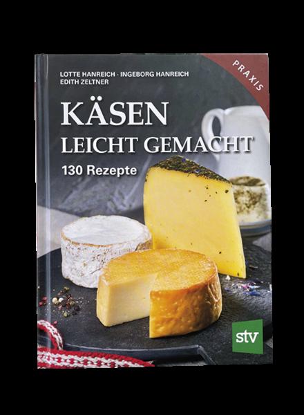 Buch   Käsen leicht gemacht