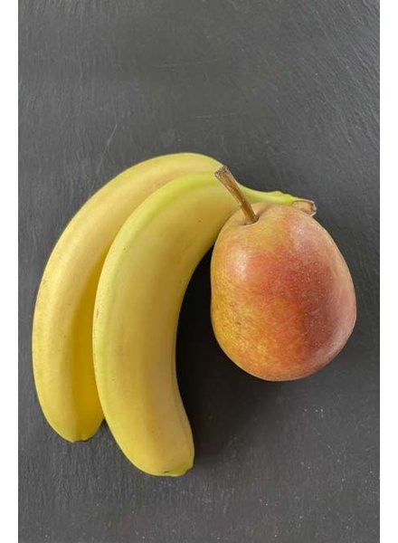 Fruchtzubereitung   Birne-Banane