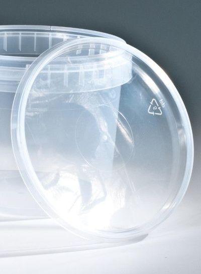RPC Superfos Rundbecher | 365 ml klar | Ø 95 mm