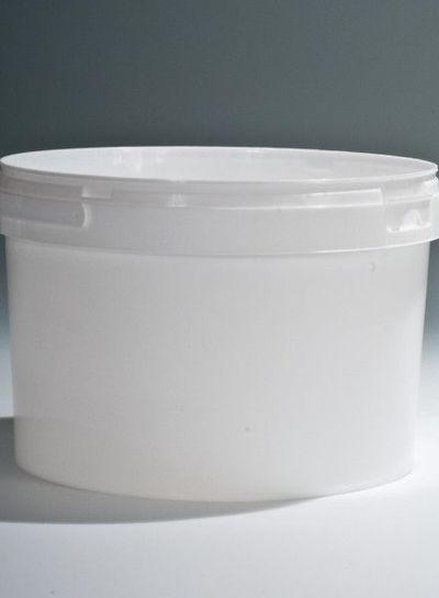 RPC Superfos Rundeimer | 3,1 l weiß | Ø 198 mm | mit Henkel