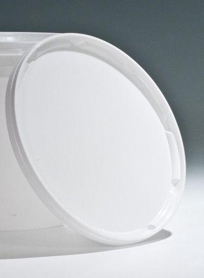 RPC Superfos Deckel für Rundbecher | weiß | Ø 133 mm