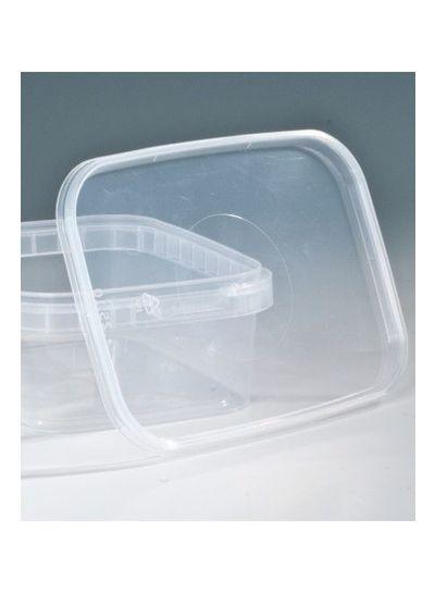 Rechteckschale | 1.200 ml klar