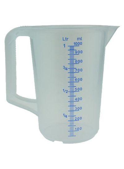 Messbecher | 1.000 ml | mit Henkel