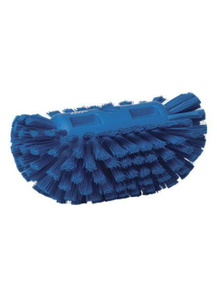 Vikan Tankbürste   blau   medium