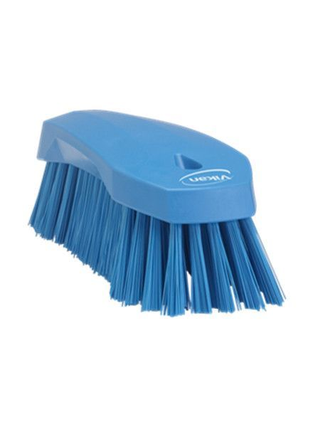 Vikan Waschbürste   blau