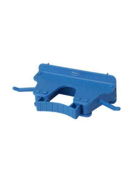 Vikan Wandhalterung   1-3 Produkte   blau