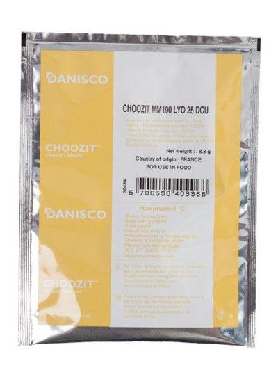 Danisco Choozit MM 100 Lyo 25 DCU