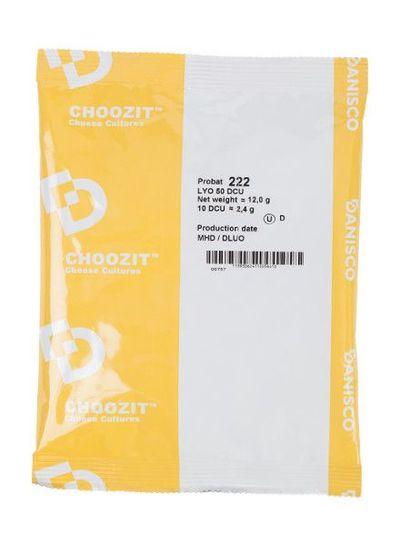 Danisco Choozit Probat 222 Lyo 50 DCU