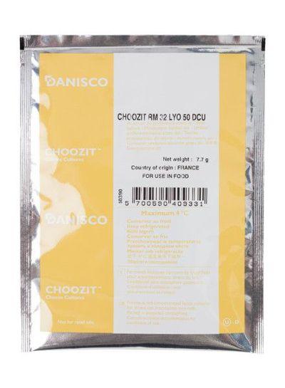Danisco Choozit RM 32 Lyo 50 DCU