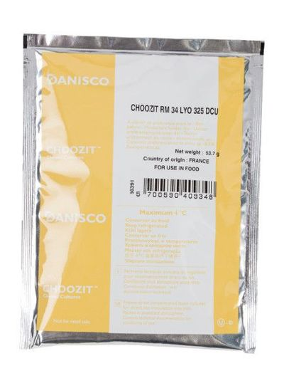 Danisco Choozit RM 34 Lyo 325 DCU