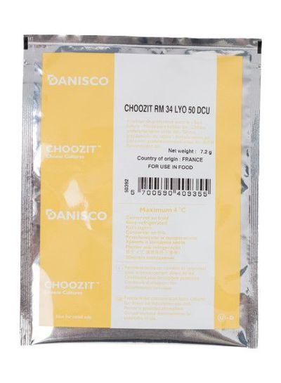 Danisco Choozit RM 34 Lyo 50 DCU