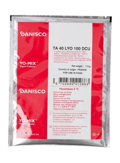 Danisco VEGE ST 040 ehemals TA 40 LYO 100 DCU