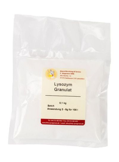 Lysozym Granulat