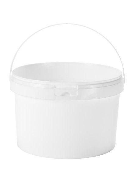 RPC Superfos Eimer | 3,1 l  weiß | Ø 198 mm