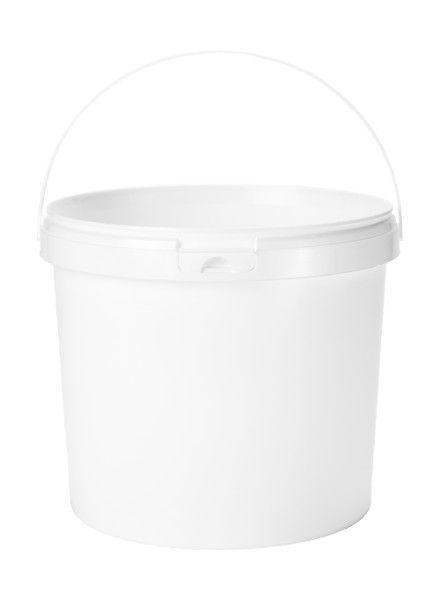 RPC Superfos Eimer | 5,8 l weiß | Ø 226 mm