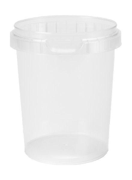 RPC Superfos 520 ml klar   Ø 95 mm