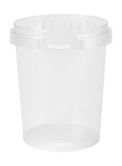 RPC Superfos Rundbecher | 550 ml klar | Ø 95 mm
