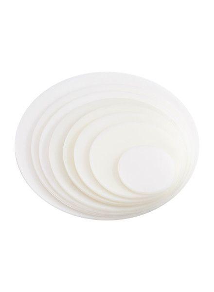 Käseformpressdeckel | Ø 30 cm | gerillt
