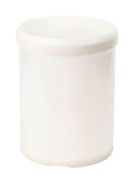 Käseform für Hartkäse | Ø 25 cm | mit Boden