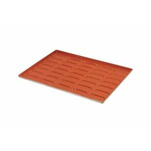 Hot Dog-Blech 780 x 580 mm