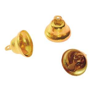 Glocken, vermessingt